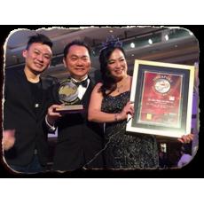 Emerging Enterprise Award & Singapore Golden Brand Award