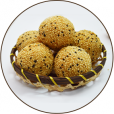 SESAME BALL RED BEAN